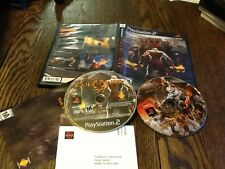 God of War II (Sony PlayStation 2, 2007) USED PS2 VIDEO GAME FREE US SHIPPING
