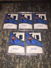 2017-18 Jonathan Isaac Immaculate RPA /99 Rookie Patch Autograph Auto RC Lot x5