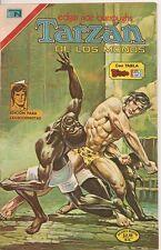 Tarzan De Los Monos #435 1975 Color Mexico Spanish Lang NM