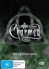Charmed : Season 5 DVD : NEW