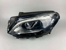 Mercedes Benz Gle Klasse W166 Links Seite Voll LED Scheinwerfer A1669062303