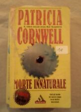 """DALLA MIA COLLEZIONE PATRICIA CORNWELL  : """" MORTE INNATURALE"""" 1999"""