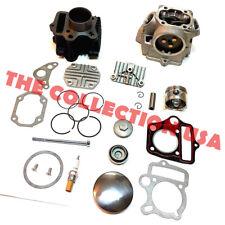 Honda Ct 70 Ct70 Cylinder Piston Rings Gasket Cylinder Head 1969 - 82 91 - 1994