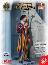 ICM 1/16 Vaticano Swiss Guard # 16002/*