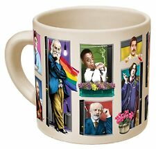 Great Gays Out Of Closet LGBT Mug, Changes when Hot! By Unemployed Philosophers
