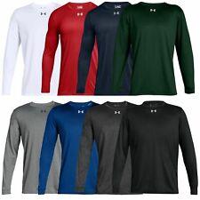 Under Armour Men's UA Tech Locker 2.0 T-Shirt Long Sleeve Athletic Tee 1305776