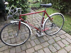 PEUGEOT VINTAGE RENNRAD EROICA - PA 60 - STAHLRAHMEN Reynolds 531 - 58 cm - 1975