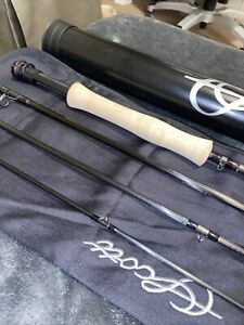Scott Centric 904-4 Fly Rod Registered But Unused $895 Retail