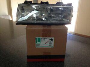 89-96 Chevrolet Corsica Driver Side Headlamp, New Aftermarket