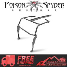Poison Spyder Trail Cage Kit w/ Grab Handles For 2007-2010 Jeep Wrangler JK JKU