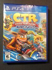 CTR Crash Team Racing [ Nitro Fueled ] (PS4) NEW