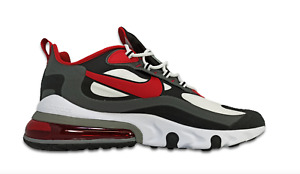 Nike Air Max 270 React CI3866 002 Uomo Sneakers Running Prezzo Affare