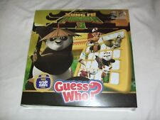 New Dream Works Kung Fu Panda 3 Guess Who Game