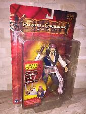 PIRATES OF THE CARIBBEAN AT WORLDS END JACK SPARROW PIRATE CLASH FIGURE