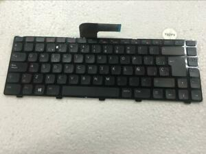 New For Dell Inspiron 14 N4050 14R 5420 N4110 15 N5040 N5050 SP spanish Keyboard