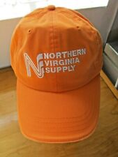 New Northern Virginia Supply Wix Filters Orange No Form Adj Snap Ball Cap Hat