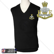 Royal Monmouthshire - Short Sleeve Jumper - Tank Top