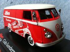 RARE SCHUCO RENNDIENST VW T1 VAN 2013 SCHUCO CLUB PROMO 1:43 NEW BOXED 1 OF 400