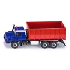 Camion di modellismo statico blu SIKU