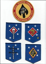 USMC   Special Operations Command (MARSOC) 11 PATCH SET