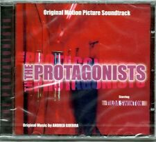 ANDREA GUERRA - THE PROTAGONISTS - ORIGINAL SOUNDTRACK - CD NUOVO SIGILLATO