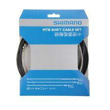 SHIMANO DEORE XT XTR MTB MOUNTAIN BIKE BICYCLE INNER OUTER BRAKE CABLE SET