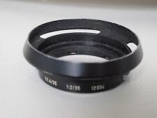 """Leica 12504 metal lens hood for 35 1.4 Summilux, 2 Summicron lens CHEAP """"LQQK"""""""