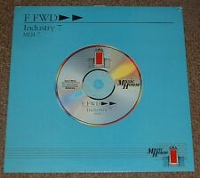 MUSIC LIBRARY MUSIC HOUSE f fwd,industry 7 SIMON STIRLING 1987 UK STEREO LP