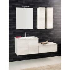 Composition Meubles salle de bains Suspendue Unika 140