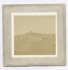 1890's CABINET PHOTO CASTILLO DE SAN MARCOS FORT ST AUGUSTINE, FLORIDA