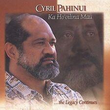 Cyril Pahinui - Ka Ho'Oilina Mau  ... the Legacy Continues Poki Records CD