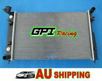 Aluminium Radiator Holden VY Commodore V6 3.8L 2002-2004 02 03 MANUAL and auto