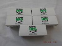Ilford HP5 120 Film B+W (5 Pack)