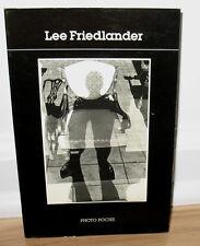 Lee Friedlander Photo Poche 29 Monograph Photographs 1st ED PB