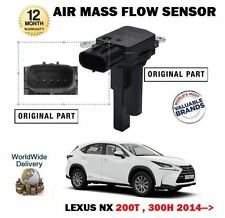 FOR LEXUS NX 200T 2.0 300H 2.5 HYBRID 2014--  NEW ORIGINAL AIR MASS FLOW SENSOR