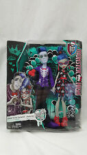 Monster High Sloman Slo Mo Mortavitch Doll Son of a Zombie