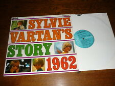 SYLVIE VARTAN 33 TOURS FRANCE STORY 1962