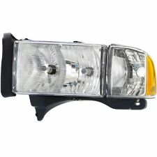 New Headlight (Driver Side) for Dodge Ram 1500 CH2502123 1999 to 1999