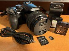 Panasonic LUMIX DMC-FZ50 10.1MP Digital Camera - Black