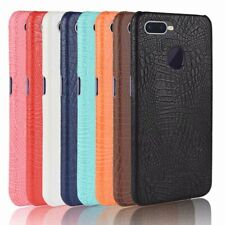 New-Ultra-thin PU Leather Crocodile Skin Phone Bag Case For OPPO F9 Luxury Cover