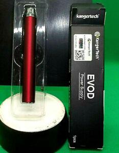 Akkuträger Kangertech EVOD Power Supply in Rot - Neuware