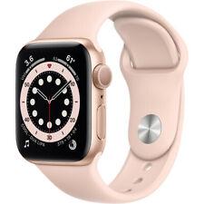 Apple Watch Series 6 40mm Gold Aluminum Case Sport Band MG123LL/A
