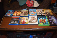 Lot of 20+  Miscellaneous DVD Movie