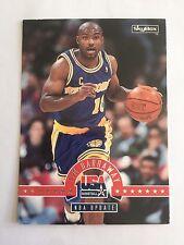 1994 SkyBox International USA Basketball - #64 Tim Hardaway, NBA Update