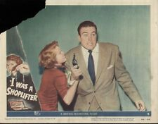I Was a Shoplifter 11x14 Lobby Card #4
