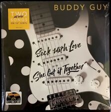 """Sick With Love By Buddy Guy 10"""" Vinyl Record RSD 2017 NEW"""