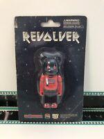 "100% Size 3"" Medicom Revolver Be@rbrick Bearbrick Collectible Figure Boxed RARE"