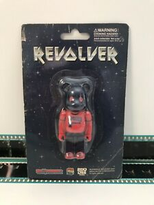 "Medicom Revolver Be@rbrick Bearbrick 100% Size Collectable 3"" Figure RARE BOXED"