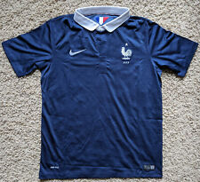 France National Team 14 Home kit/jersey youth XL - boys 2014
