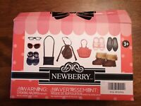 Newberry Doll Accessories New In Box